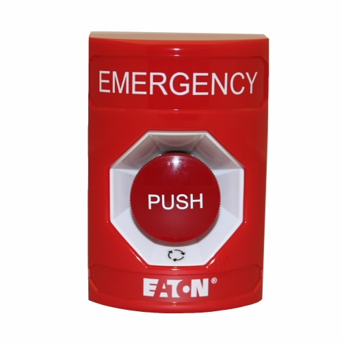 SafePath Manual Push Stations for Emergency Notification