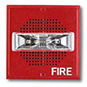 Fire Alarm Chime Strobes
