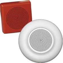 High Fidelity Speaker and Speaker Strobes
