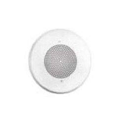 CH90 Series White Wall/Ceiling Mount Chime, 24 VDC