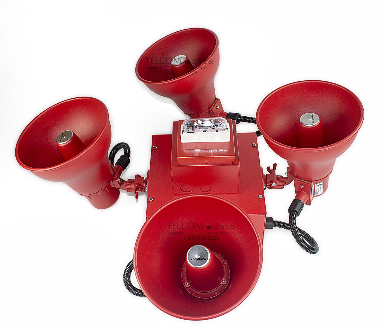 cluster speaker
