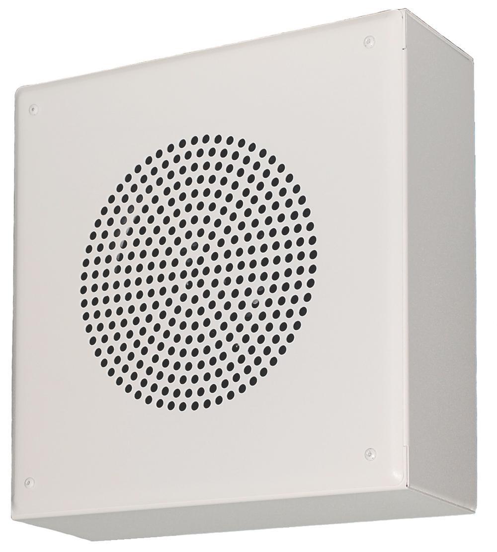 Quam Paging Horn Speaker 25/70V, Stainless Steel