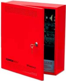 Powerpath™ 24VDC NAC Power Supply, Red