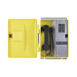 Weatherproof Outdoor Industrial Telephone WRT-10-H