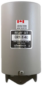 Wheelock Weatherproof AC / DC Telephone Relay