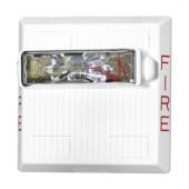 HS4 Series White Horn Strobe 115/177 | HS4-24MCCH-FW