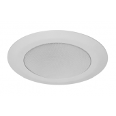 Quam Ceiling Two-Piece Paging Speaker Baffle
