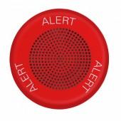 ELFHNRC-AL ELUXA Low Frequency Ceiling Fire Alarm Horn (Alert lettering) 24V by EATON