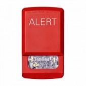 ELSTR-AL ELUXA Wall Fire Alarm Strobe Light 24V (ALERT Lettering) by EATON