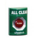 Push Station for Manual Message Activation, Green