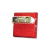 HS4 Series Red Horn Strobe 15/30/75/95 | HS4-24MCC-FR