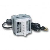 Federal Signal TELC-120 Loud Phone Bell Flash-Up lighter strobe