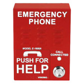 Emergency Call Box Phone - Red