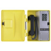 Weatherproof Outdoor Industrial Telephone with Metal Keypad WRT-30-H