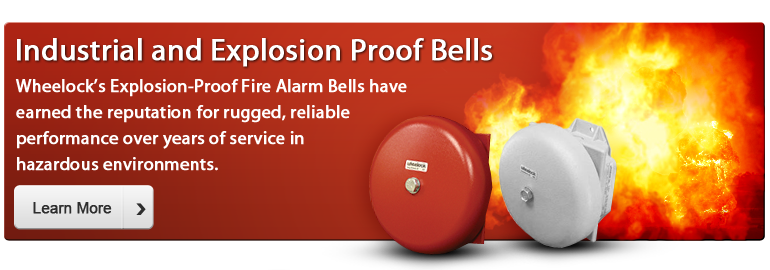 Industrial Explosion Proof Bells